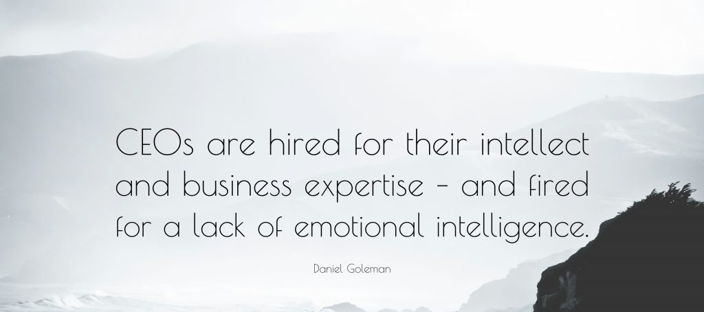 Significant Emotional Intelligence Practices for Organization
