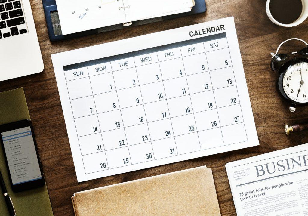 How to Create a Financial Calendar
