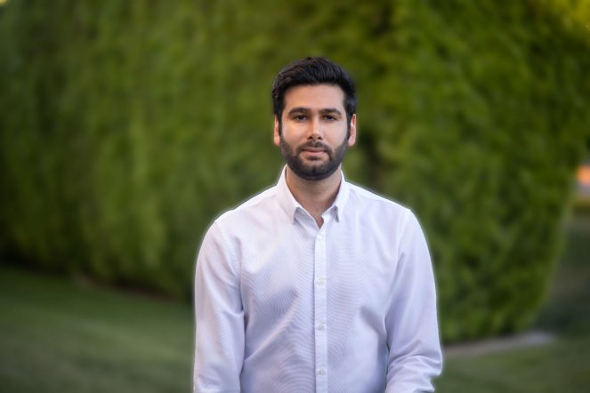 The life of an entrepreneur: Interview with Amir Aghaei