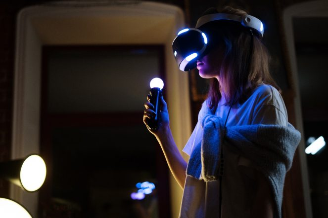 The Future Of Augmented And Virtual Reality Gaming